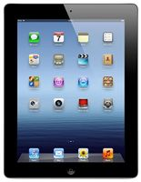 Apple iPad 3 (Black, 32GB) Wi-Fi + Cellular (Unlocked) Excellent