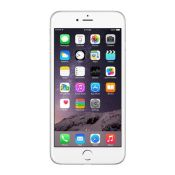 Apple iPhone 6 (Silver, 16GB) - (Unlocked) Good